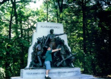 Monumento aos soldados do Alabama