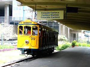 Estação do Bondinho
