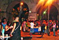 Noite sob os Arcos da Lapa