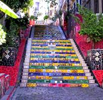 Escadaria Selaron