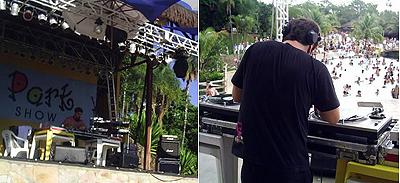 DJ Pedro Serra @ Hot Park