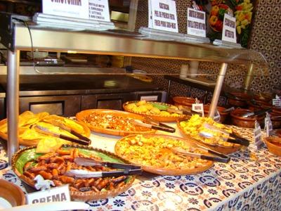 A verdadeira comida mexicana