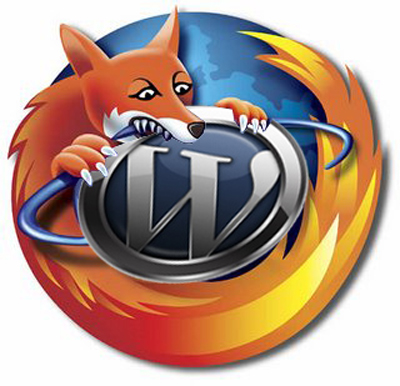Wordpress Firefox