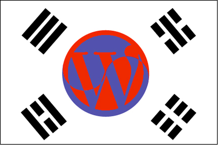 South Korean WordPress
